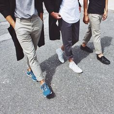 Classic tapered chinos are the base for every look lately. @urbanoutfittersmens #UOMens #urbanoutfitters