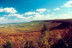Hawk Mountain, PA This is right near where my late father's and my special spot is... Miss that place and him dearly