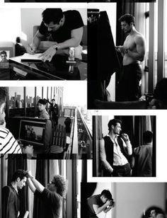 Sexy Fictional Book Boyfriends – David Gandy and the Like | Daydream Books