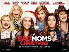 Hoewel Sinterklaas en zijn makkers nog in het land zijn, hebben Gaby en Kelly de nieuwe kerstfilm Bad Moms 2 bekeken. Is het top of een regelrechte flop? Kelly vertelt het vandaag!  Link: http://goyalifestyle.nl/filmrecensie-bad-moms-2/