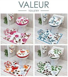 Yokozuna creation VALEUR toilet foot mat