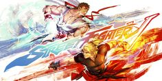 SFV Ryu-Ken by YamaOrce on DeviantArt