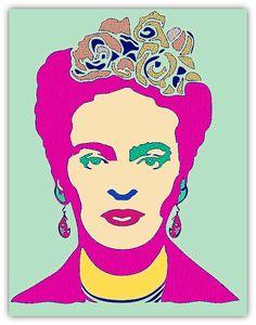 Pop Art Frida