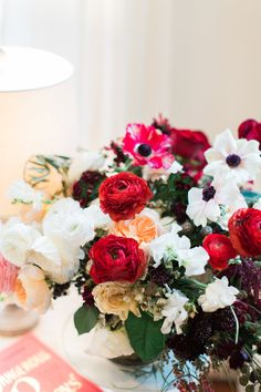 Faux Real: Creating the Perfect Valentine Arrangements with Real & Faux Flowers