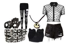 """Untitled #1144"" by marythedemon ❤ liked on Polyvore featuring Topshop, Ash and Aspinal of London"