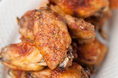 Spicy Ranch Chicken Wings Recipe | Hidden Valley®