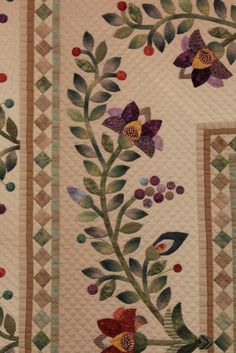 Houston International Quilt Festival - picture by Silmara Nery