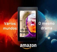 a9966468b1952 Céu em Pedaços (Série Prófugos Livro 1) eBook  Adriano Everton  Amazon.com. br  Loja Kindle