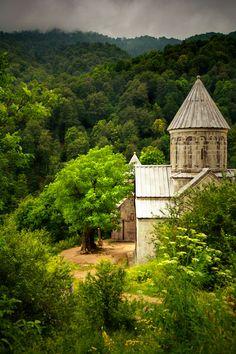 Haghartsin Monastery, Dilijan, Tavush
