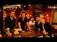 One Direction on Children in Need (15-11-13) they introduced someone