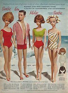 1963-Sears-Christmas-wish-book-catalog-page-Fashion-Barbie-Ken-Midge-Tammy-doll