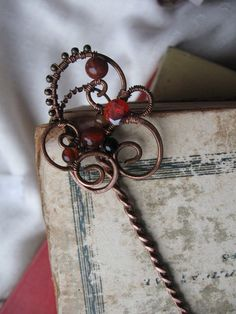 Copper Hair pin