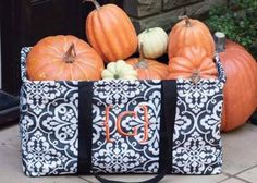September Customer Special Large Utility Tote so many uses  #31 #LUT  www.mythirtyone.com/michelledoll