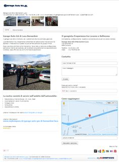 Garage, Bellinzona, Noleggio Auto, Riparazioni, Revisione, Ticino, Garage Auto Gio di Bernardoni Luca