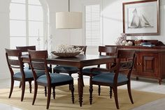 Stunning Ethan Allen Dining Room Tables Gallery - Home Design Ideas ...