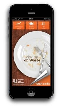 DigiLife - Mobile app to revolutionise the way chefs reduce food waste