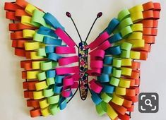 Best summer crafts for kids 52 Summer Crafts For Kids, Paper Crafts For Kids, Craft Activities For Kids, Spring Crafts, Preschool Crafts, Diy For Kids, Fun Crafts, Arts And Crafts, Colorful Crafts
