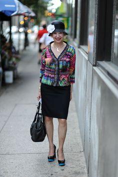 urban fashion philadelphia   Urban Fieldnotes: Philadelphia Street Style: Lyn, 17th St