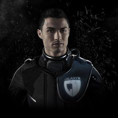 Cristiano joins the Galaxy 11 Team Messi, Real Madrid, Rugby, Portugal National Team, Cristiano Ronaldo Junior, Ballon D'or, How To Make Logo, Funchal, Football