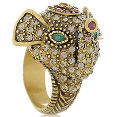 Heidi Daus Crystal Ring