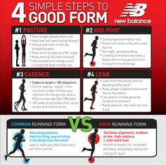 4 mistakes runners make! These steps and tricks will help prevent shin splints, charley horses, cramps, etc. One tip alone adds more distance with no extra time added! Interesting!