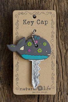 Whale Key Cap