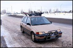 88 RT4WD Honda Civic Wagon