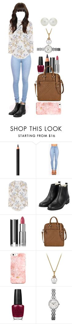 """""""Untitled #200"""" by user-in-31 ❤ liked on Polyvore featuring INIKA, STELLA McCARTNEY, Givenchy, Forzieri, David Yurman, OPI and Accurist"""
