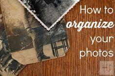 How to Organize Your Photos :: OrganizingMadeFun.com