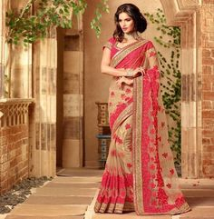Designer Rakhi Special Sarees For Sisters By Tiana Creation