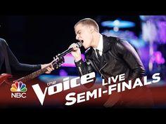 "▶ The Voice 2014 Semifinals - Chris Jamison: ""Sugar"" - YouTube"