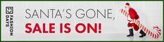Femlora: Santa's Gone, Sale Is On