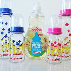 Enter this giveaway before it is too late! Dapple and Lollaland products! GO GO GO===>