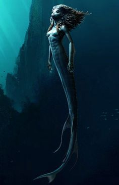Satriaphoenix: this creature is the guardian of the black lake on Hogwarts, they speak mermish and only can be heard clearly underwater, if you tried to hear them on the ground, it sounds horrible, it's like an almost 20000 hertz frequency.