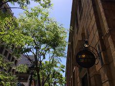 異国情緒漂う神戸居留地レトロなビル街。