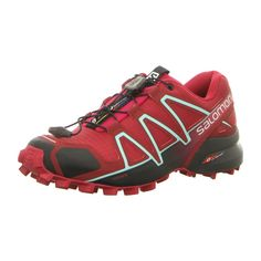 NEU: Salomon Schnürer Outdoor Speedcross4W - L39343900 - tibetan red/sangria /black -