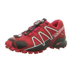 NEU: Salomon Schnürer Outdoor Speedcross4W - L39343900 - tibetan red/sangria/black -