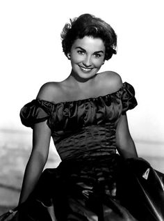 Born 1929 in Lower Holloway, London, British-American actress and singer Jean Simmons appeared predominantly in films, beginning with those . Hollywood Waves, Old Hollywood Movies, Hollywood Actor, Hollywood Stars, Hollywood Actresses, Actors & Actresses, Classic Hollywood, Hooray For Hollywood, Golden Age Of Hollywood
