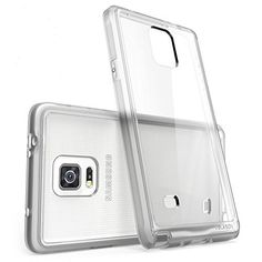 I-blason scratch Resistant Galaxy Note 4 Case Halo Series Hybrid Clear...
