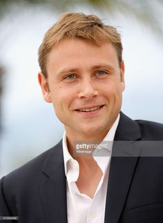 Actor Max Riemelt attends a photocall for 'Amnesia' during the 68th annual Cannes Film Festival on May 19, 2015 in Cannes, France.