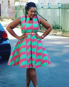 Ankara Xclusive: Beautiful Ankara African Print Style For Plus Size Ladies African Fashion Ankara, African Inspired Fashion, African Print Fashion, Ghanaian Fashion, Fashion Prints, African Dresses For Women, African Attire, African Wear, African Women