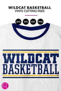 Wildcats Basketball, Basketball Design, Basketball Shirts, Softball, Baseball, Retro Rocket, Bears Football, Spirit Shirts, Monogram Frame