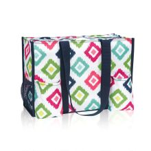 4451 Zip-Top Organizing Utility Tote - Candy Corners