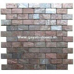 #copperslate  mosaic