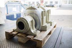 STC- Steyr liefert Stehlagergehäuse mit Taconite Dichtung für höchsten Verschmutzungsschutz an weltweit führenden Anbieter von Bergbautechnik. Steyr, Austria