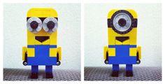 Lego MOC minions