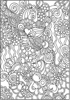 Welcome to Dover Publications-Creative Haven Dream Doodles: A Coloring Book with…