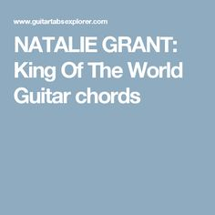 o worship the king chords pdf