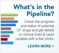 Cystic Fibrosis Foundation - Drug Development Pipeline