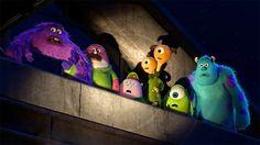 """Oozma Kappa - """"Monsters University""""."""